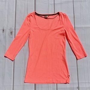 ☀️4/25 ONLY 3/4 Length Sleeve Shirt